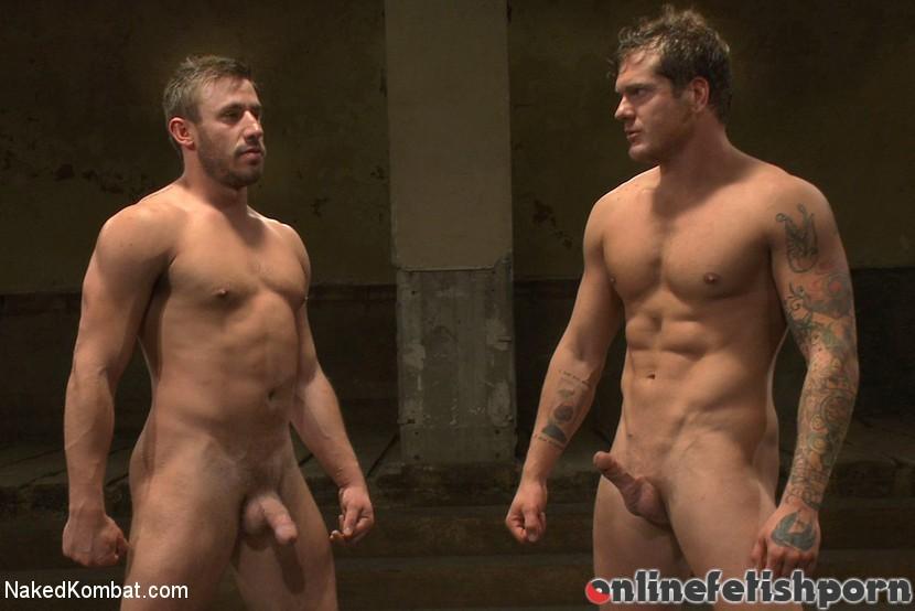 Nakedkombat.com – Parker London vs Logan Scott Parker London & Logan Scott 2011 Muscle
