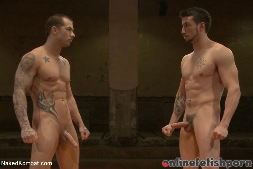 Nakedkombat.com – Casey The Mangler More vs Rod The.. Rod Daily & Casey More 2013 Blowjob