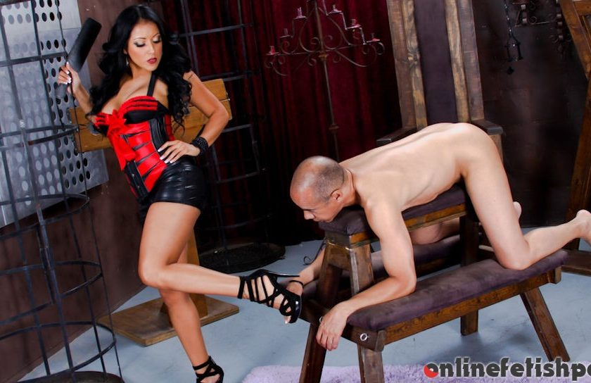 Evilangel.com – Femdom Ass Worship #14 Nicki Hunter & Rebeca Linares 2012 Foot