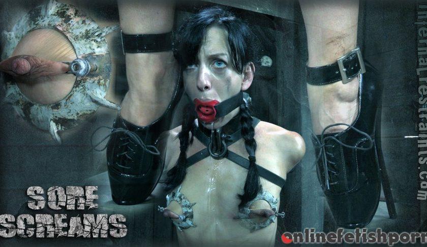 Infernalrestraints.com – Sore Screams Elise Graves 2011 Drool