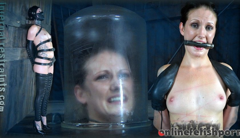 Infernalrestraints.com – OutCry Hailey Young 2011 Ass Caning