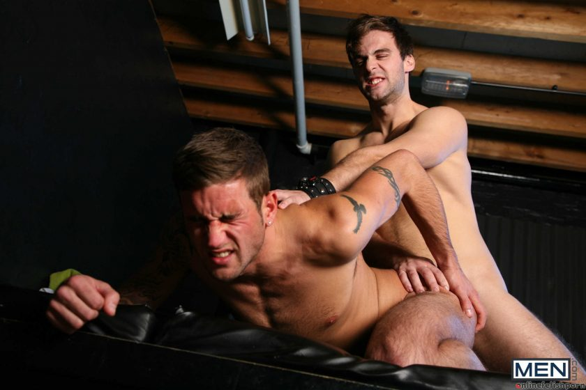 Menofuk.com – Cruising Episode 5 Dan Broughton & Gabriel Clark 2014 Gay Porn