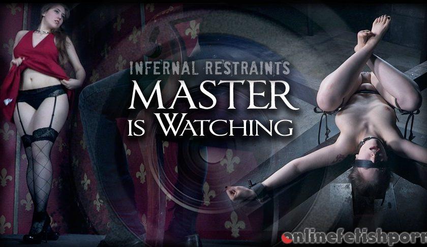 Infernalrestraints.com – Master is Watching Electra Rayne 2016 Pogo