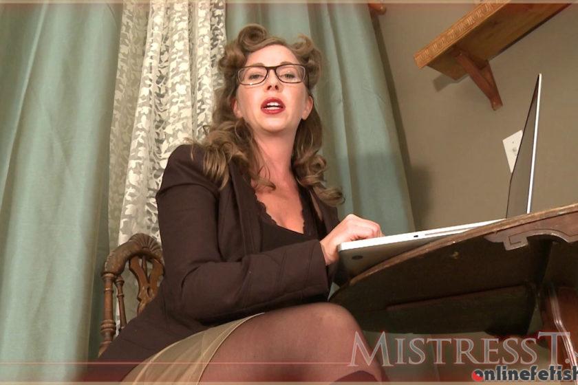 Mistresst.com – Teacher Punishes  2011 LEG FETISH
