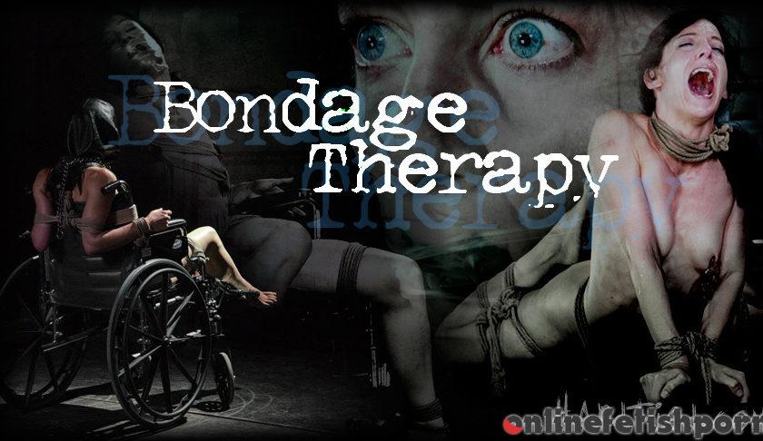 Hardtied.com – Bondage Therapy Elise Graves & Jack Hammer 2014 Black Ball Gag
