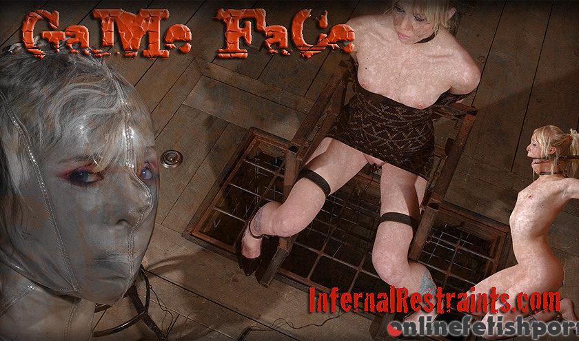 Infernalrestraints.com – Game Face Sarah Jane Ceylon 2010 Black High Heels