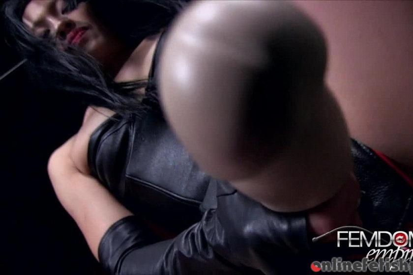 Femdomempire.com – Cock Craving Whore -POV Miki 2013 Masturbation Instruction