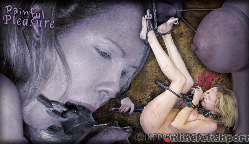 Infernalrestraints.com – Painful Pleasure Rain DeGrey 2013 Hitachi