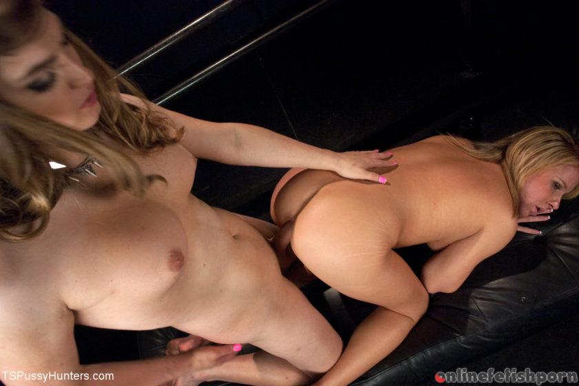 Tspussyhunters.com – Clubbing It: Her Cock throbs to.. Tiffany Starr & Aria Austin 2012 Straight