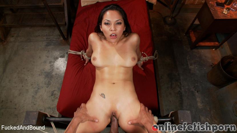 Fuckedandbound.com – Penthouse Pet, Adrianna Luna gets.. Adrianna Luna & Mickey Mod 2014 Rope Bondage
