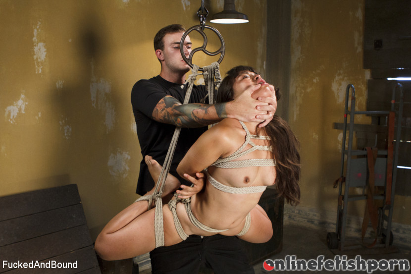 Fuckedandbound.com – Tied, Fisted, and Fucked Milcah Halili & Christian Wilde 2014 Submission