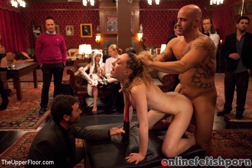 Theupperfloor.com – Slave Initiation: piggy Part 2 Krysta Kaos & Lily LaBeau & Dylan Ryan 2012 Anal
