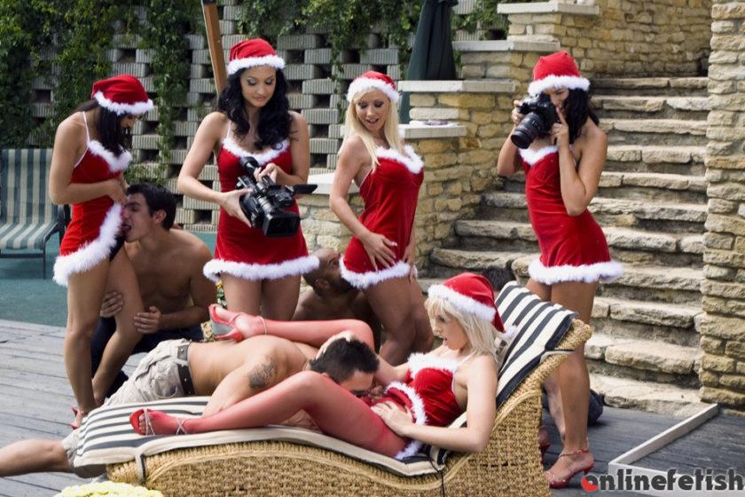 Private.com – Ho Ho Hoe See Santa's Sexy.. Aletta Ocean & Helena Sweet & Lara Amour 2012 Costumes