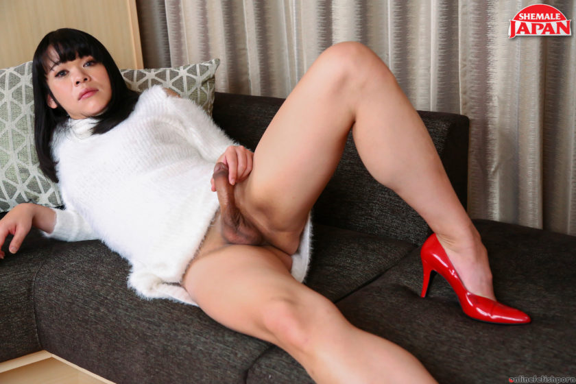Tgirljapan.com – An Natsume Will Make You Hard An Natsume 2017 Transsexual