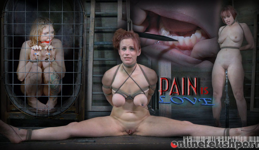 Realtimebondage.com – Pain Is Love Part 2 Bella Rossi 2014 Face Slapping