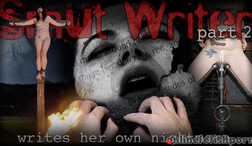 Infernalrestraints.com – Smut Writer Part Two Siouxsie Q 2014 Celebrator