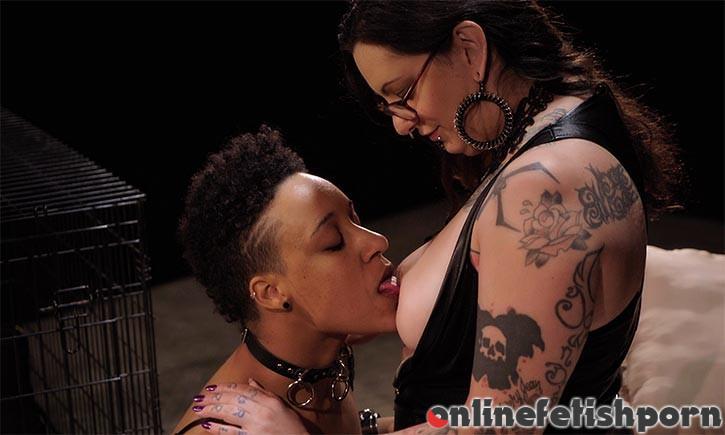 Wasteland.com – Brook Rain Cuffed! Bella Vendetta 2019 Lesbian Bondage