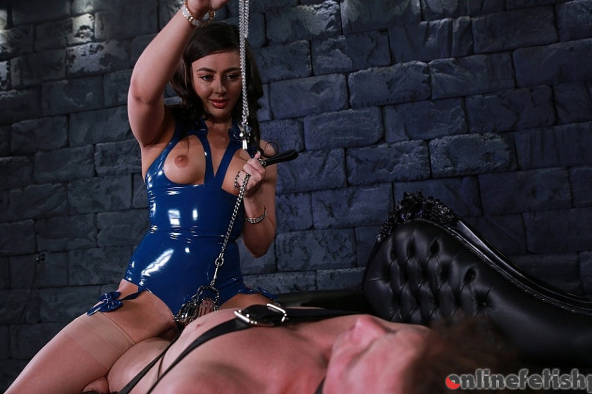 Femdomempire.com – Steel Cock Tease Whitney Wright 2018 Chastity