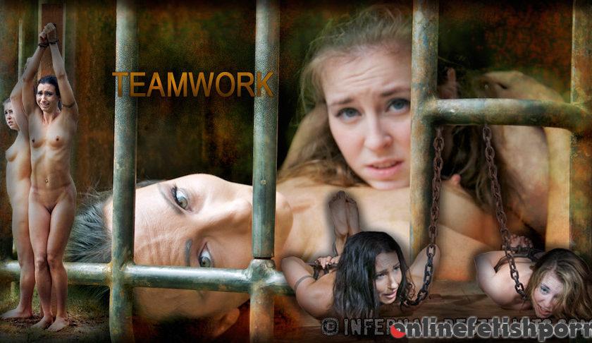 Infernalrestraints.com – Teamwork Wenona & Jessie Parker 2013 Spanking