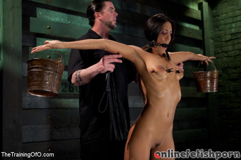 Thetrainingofo.com – Slave Training Lyla StormDay.. Lyla Storm 2012 Anal