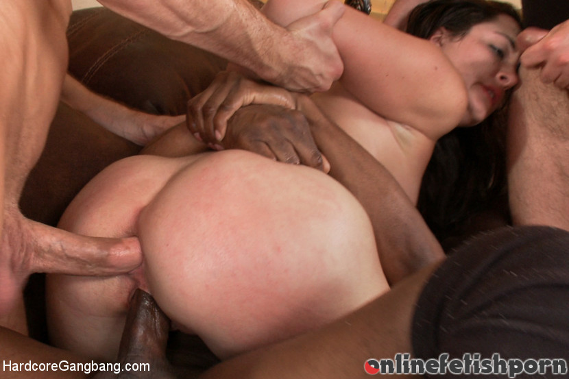 Hardcoregangbang.com – Hot unemployed nanny willing to.. Marley Blaze & John Strong & Bill Bailey 2014 Double Penetration