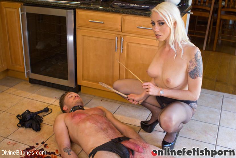 Divinebitches.com – Fantasy Package: Domestic Servitude Lorelei Lee & Lucas Knight 2014 Corporal Punishment