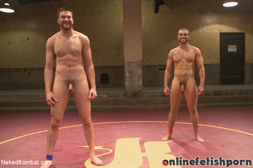 Nakedkombat.com – Abel Abel Archer & Brock Avery 2014 Rough Sex