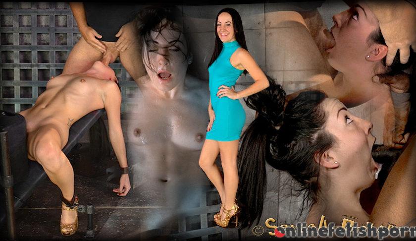 Sexuallybroken.com – Spunky Marley Blaze gets.. Marley Blaze & Matt Williams & Jack Hammer 2014 Black Hair
