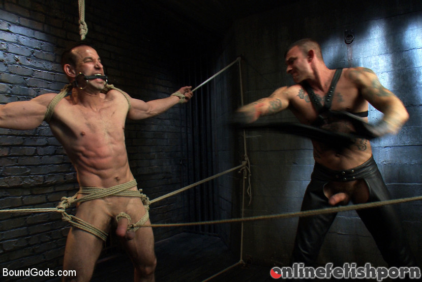 Boundgods.com – The Beast of Burden Ricky Sinz & Jason Miller 2012 Domination