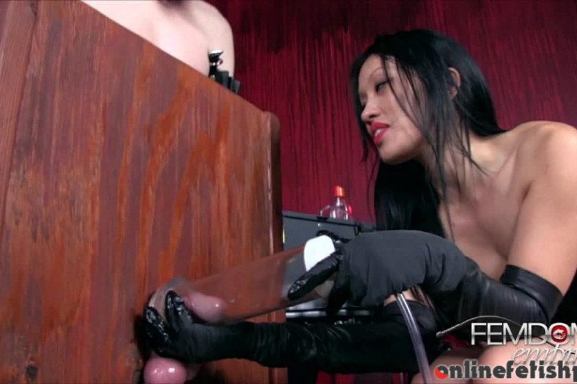 Femdomempire.com – At My Mercy Miki 2013 Orgasm Denial