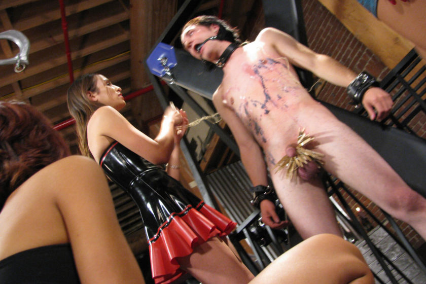 Crueltyparty.com – Bachelorette Party Passions Amber Rayne 2010 Group Sex