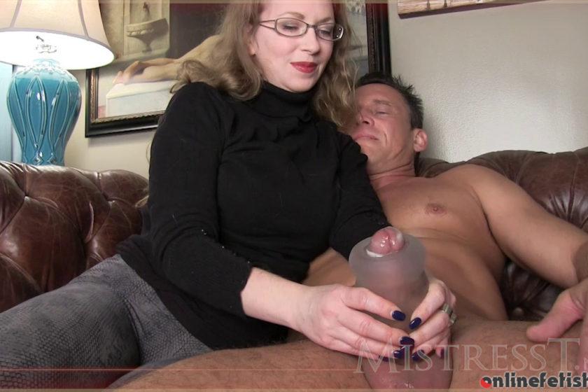Mistresst.com – MILF Pocket Pussy Training  2015 SEX ED