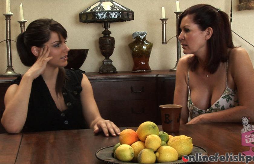 Girlfriendsfilms.com – Lesbian Triangles #14, Scene #04 Bobbi Starr & Magdalene St. Michaels 2014 Big Tits