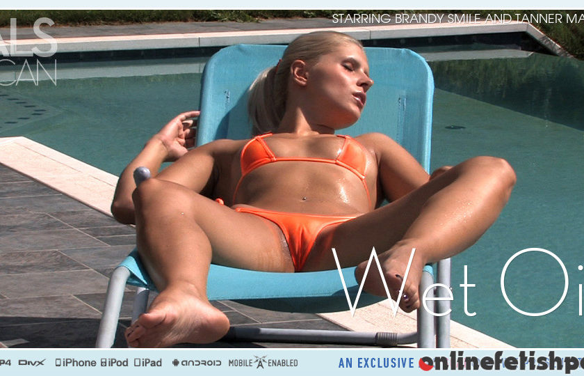 Alsscan.com – Wet Oil Brandy Smile & Tanner Mayes 2009 Fingers