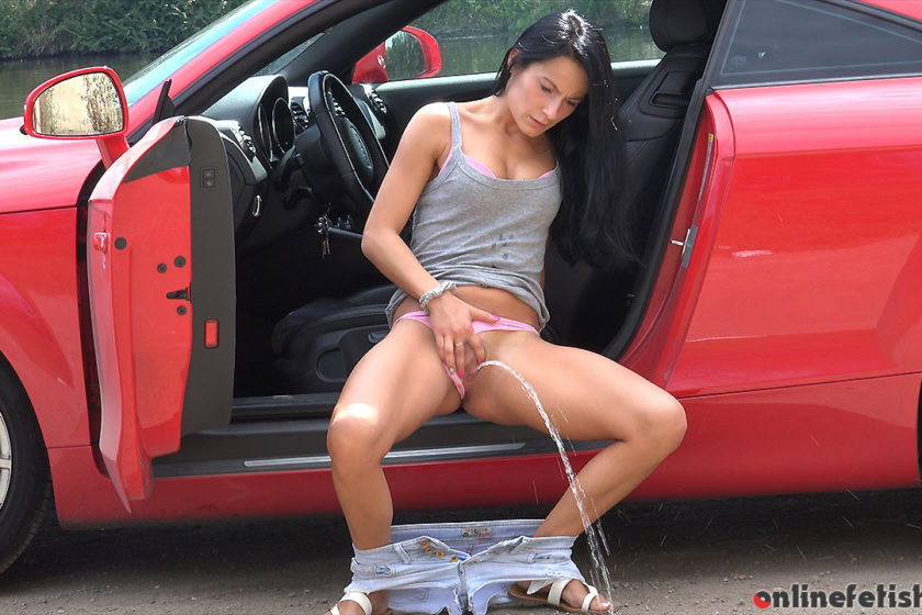 Got2pee.com – Driving Lexi  2015 Day